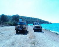 jeep safari altınkum